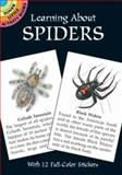 Learning about Spiders, Jan Sovak, 0486418529