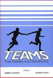 Teams, Robert W. Swezey and Eduardo Salas, 0893918520