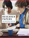 Research Papers, Law, Joe and Coyle, William, 0321438523