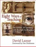 Eight Ways of Teaching 4th Edition