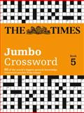 Times 2 Jumbo Crossword, Times Mind Games Staff, 0007368526