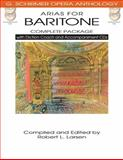 Arias for Baritone Complete Package, , 1480328529