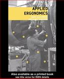Applied Ergonomics, , 0415238528