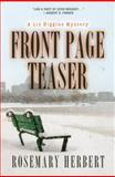 Front Page Teaser, Rosemary Herbert, 0892728523