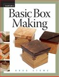 Basic Box Making, Doug Stowe, 1561588520