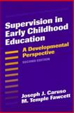 Supervision in Early Childhood Education 9780807738528