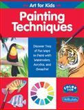 Painting Techniques, , 1560108525