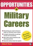 Opportunities in Military Careers, Adrian A. Paradis, 0071448527