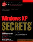 Windows XP Secrets, Curt Simmons, 0764548522