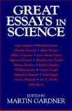 Great Essays in Science, Martin Gardner, 0879758538