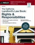 The California Landlord's Law Book: Rights and Responsibilities, David Brown and Ralph Warner, 1413318533