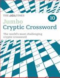 Jumbo Cryptic Crossword, Times Mind Games Staff, 0007368534