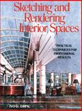 Sketching and Rendering of Interior Spaces, Ivo D. Drpic and Ivo Drpic, 0823048535