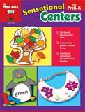 Sensational Centers, The Mailbox Books Staff, 1562348531