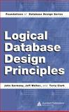 Logical Database Design Princi, Garmany, John and Walker Jeff, 084931853X