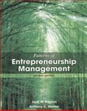 Patterns of Entrepreneurship Management 9781118358535