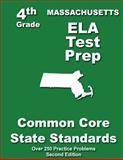 Massachusetts 4th Grade ELA Test Prep, Teachers Treasures, 1484118537