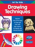 Drawing Techniques, Walter T. Foster, 1560108533