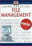 File Management, Dorling Kindersley Publishing Staff and Andy Ashdown, 0789468530