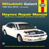 Mitsubishi Galant 1994 Thru 2010, John Haynes, 1563928531