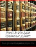 Majority Report of Special Committee on Education, , 1141798530