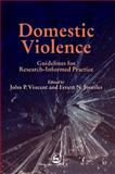 Domestic Violence : Guidelines for Research-Informed Practice, , 1853028541