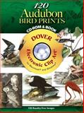 120 Audubon Bird Prints, John James Audubon, 0486998541