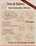 Cherub Babies Hand Embroidery Patterns, Bonnie, 1495498549
