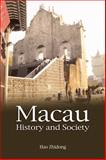 Macau History and Society, Hao, Zhidong, 9888028545