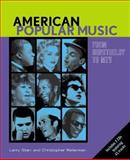 American Popular Music : From Minstrelsy to MTV, Starr, Larry and Waterman, Christopher Alan, 019510854X