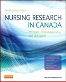 Nursing Research in Canada 3rd Edition