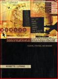 International Management : Culture, Strategy, and Behavior, Hodgetts, Richard M. and Luthans, Fred, 0072488549