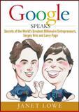 Google Speaks, Janet Lowe, 047039854X