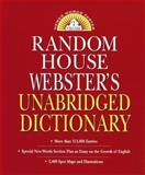 Random House Webster's Unabridged Dictionary, RH Disney Staff and Dictionary Staff, 0679458549