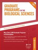 Graduate Programs in the Biological Sciences, Peterson's, 0768928540