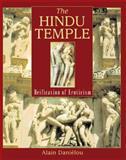 The Hindu Temple, Alain Daniélou, 0892818549
