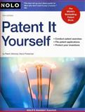 Patent It Yourself, David Pressman, 1413308546