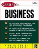 Careers in Business, Lila B. Stair, 0071448551