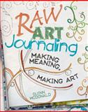 Raw Art Journaling, Quinn McDonald, 1440308551
