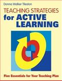 Teaching Strategies for Active Learning 9780761938552