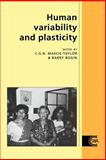 Human Variability and Plasticity, , 0521018552