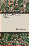 Lady Lettice Vi-Countess Falkland, John Duncon, 1408608553