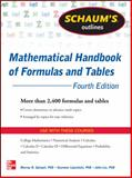 Mathematical Handbook of Formulas and Tables, Spiegel, Murray R. and Lipschutz, Seymour, 0071548556