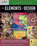 Exploring the Elements of Design, Evans, Poppy and Thomas, Mark A., 1418038555