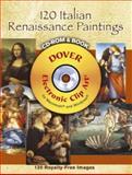 120 Italian Renaissance Paintings, Carol Belanger Grafton, 048699855X