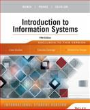 Introduction to Information Systems, Rainer, R. Kelly, 111880855X