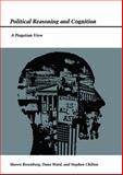 Political Reasoning and Cognition : A Piagetian View, Rosenberg, Shawn and Ward, Dana, 0822308568