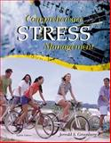 Comprehensive Stress Management with PowerWeb/OLC Bind-In Passcard and HealthQuest, Greenberg, Jerrold S., 0072878568