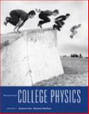 Essential College Physics, Rex, Andrew and Wolfson, Richard, 0321598563