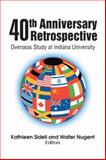 40Th Anniversary Retrospective, Kathleen Sideli and Walter Nugent, 1491858567